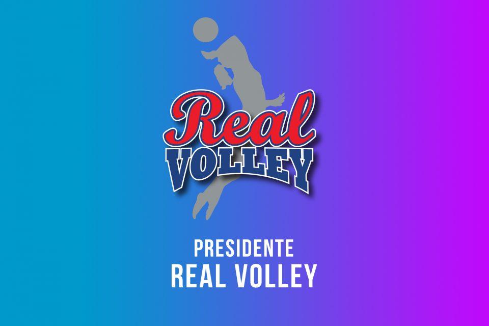 Intervista al presidente di Real Volley