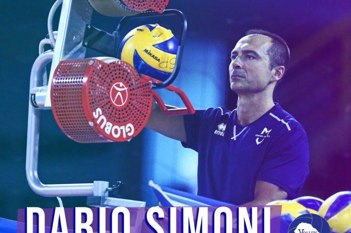 Dario Simoni: coach Bresciano in Superlega