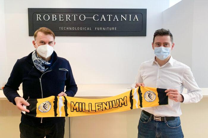 La Millenium Brescia sceglie Alessandro Beltrami